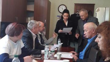 26 вересня 2018 року відбулися засідання Ради адвокатів Донецької області