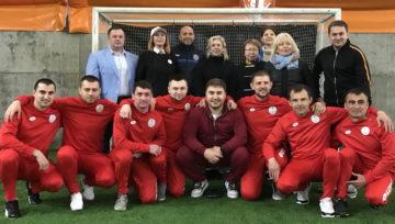 Відбувся  Національний футбольний турнір серед адвокатів «Кубок UNBA – 2019»
