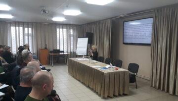 22 лютого 2020 року у місті Краматорську відбувся навчальний семінар для адвокатів